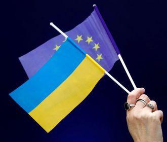 Зеленский: стремимся получить от ЕС четкую перспективу членства для Украины