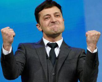 Зеленский избран президентом Украины