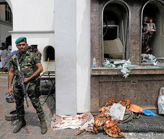 В серии терактов на Шри-Ланке погибли 45 детей