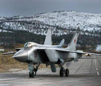 МИГ-31 в Бурятии сбила российская ракета - расследование