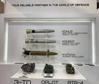 Турция решила купить украинские танковые ракеты