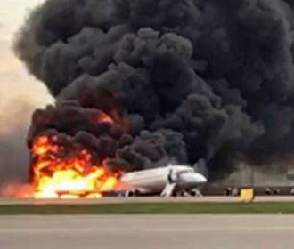 Названы основные версии катастрофы Superjet в Шереметьево