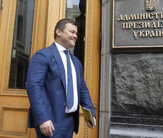 Богдан не исключает, что будет претендовать на пост премьера