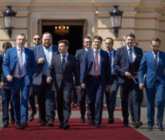 Шведов шокировала отсутствие женщин среди назначений Зеленского - Геращенко