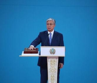 Зеленский пригласил президента Казахстана посетить Украину