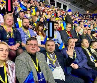 Полиция Прилук «крышует» титушек кандидата в нардепы Сергея Коровченко