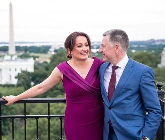 Курт Волкер женился на грузинской журналистке