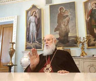 Филарета лишили права управлять епархией