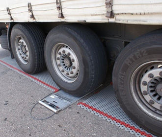 За сутки собрано 1,7 млн грн штрафов за нарушение габаритно-весовых норм на дорогах