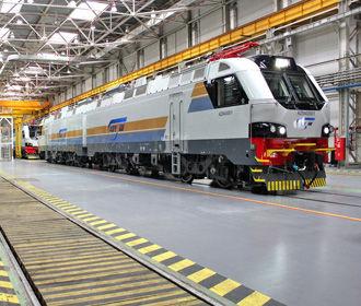"""""""Укрзализныця"""" получит 110 локомотивов Alstom до 2025 года"""
