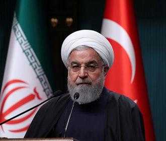 Рухани предостерегает от продления оружейного эмбарго против Ирана