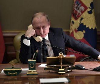 В Кремле рассказали свою версию разговора Зеленского с Путиным