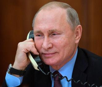 Трамп провел телефонный разговор с Путиным – Белый дом