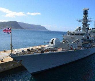 Великобритания усиливает присутствие в Персидском заливе