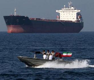 Иран захватил судно под флагом ОАЭ в Ормузском проливе