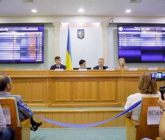 ЦИК приняла протокол об итогах голосования в последнем мажоритарном округе на выборах в Раду