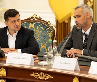 Рябошапка оценил свои шансы стать генпрокурором