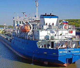 Моряков с задержанного СБУ российского танкера отпустили на свободу – СМИ