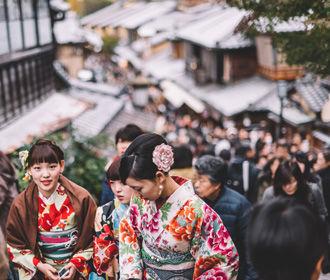 В Японии продолжительность жизни достигла рекордного уровня