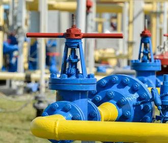 Украина увеличила запасы газа в ПХГ на 23%