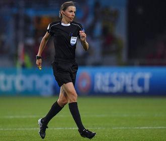 Матч за Суперкубок УЕФА рассудит женская бригада