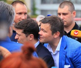 В Офисе Президента собирали совещание по поводу заявления Богдана об увольнении