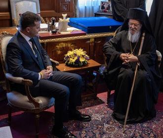 Зеленский заявил о невмешательстве в дела церкви
