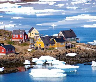 США открывают консульство в Гренландии