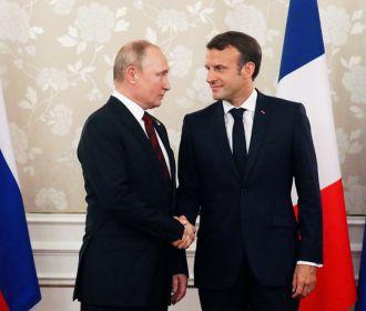 Конфликт в Карабахе нельзя урегулировать без России - Макрон