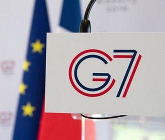 Британия будет блокировать возвращение России в G7
