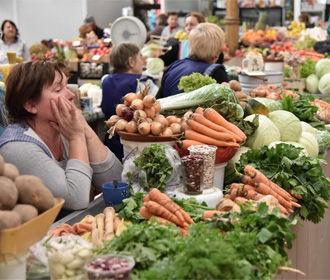 Агрорынки на Киевщине смогут заработать уже сегодня - власти