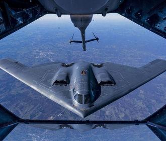 США перебросили в Европу стратегические бомбардировщики