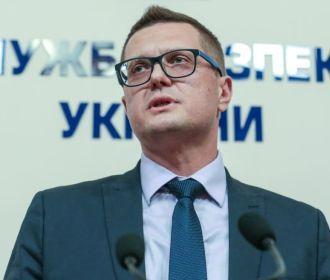Баканов отчитался за 100 дней работы в должности главы СБУ