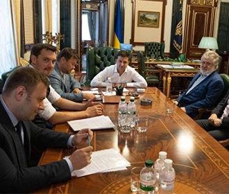 Богдан раскрыл детали встречи Зеленского с Коломойским