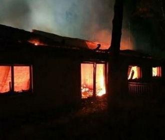 Гончарук: поджог дома Гонтаревой является демонстрацией откровенного давления