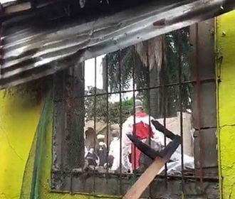 При пожаре в школе в Либерии погибли 26 детей