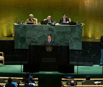 Зеленский планирует выступить на 75-й сессии Генассамблеи ООН