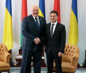 Лукашенко пригласил Зеленского посетить Беларусь с официальным визитом