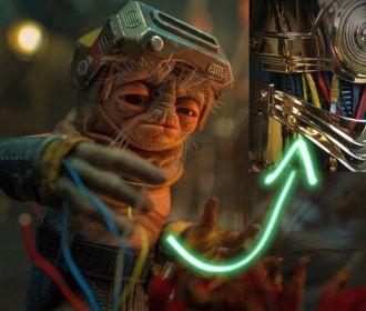 Создатели «Звездных войн» показали нового персонажа