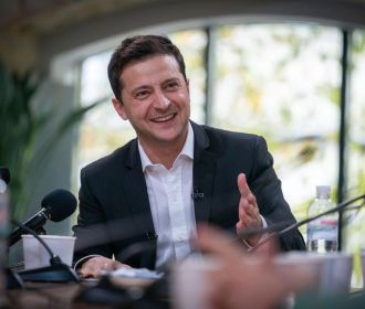 """Зеленский: не будет разведения на Донбассе – не будет и """"нормандского формата"""""""