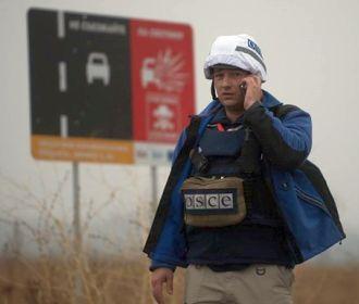 У ОБСЕ призывают ускорить разведение сил возле Петровского
