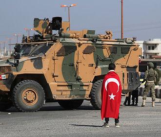 Турция направила дополнительные войска в Сирию