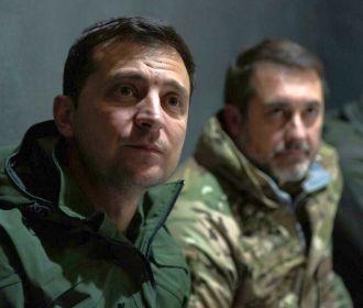 Зеленский: на трех участках разведения сил на Донбассе обстрелов нет