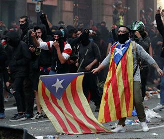Испания расследует возможное российское влияние на протесты в Каталонии