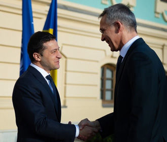 Зеленский: мы готовы ускорить подготовку к членству в НАТО