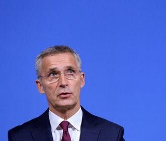Генсек НАТО призывает союзников по альянсу в полной мере помогать Украине и Грузии