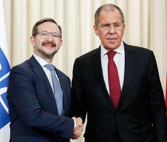 Лавров и генсек ОБСЕ обсудили ситуацию на Украине и другие вопросы повестки