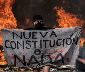 В США заявили, что Россия разжигает массовые беспорядки в Чили