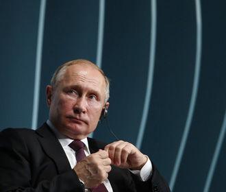 Путина разочаровала ситуация на Донбассе