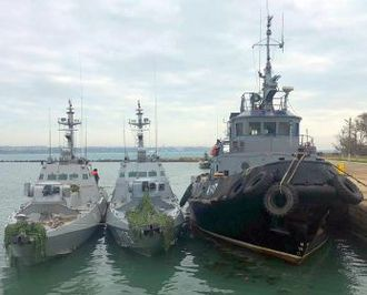 Переданные Россией корабли вернулись на Украину